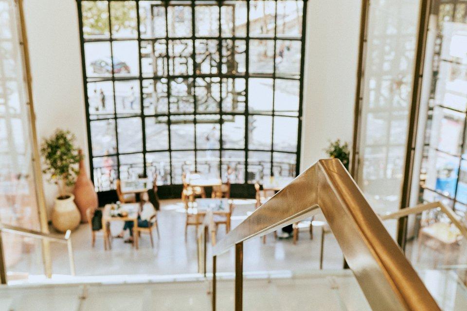 Galeries Lafayette Lumineux