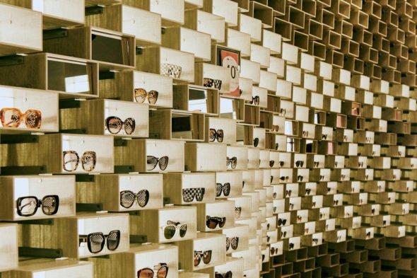 Galeries Lafayette Lunettes