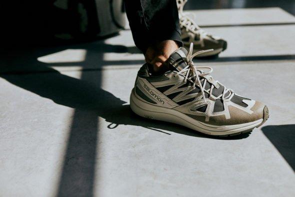 Galeries Lafayette Salomon Sneakers
