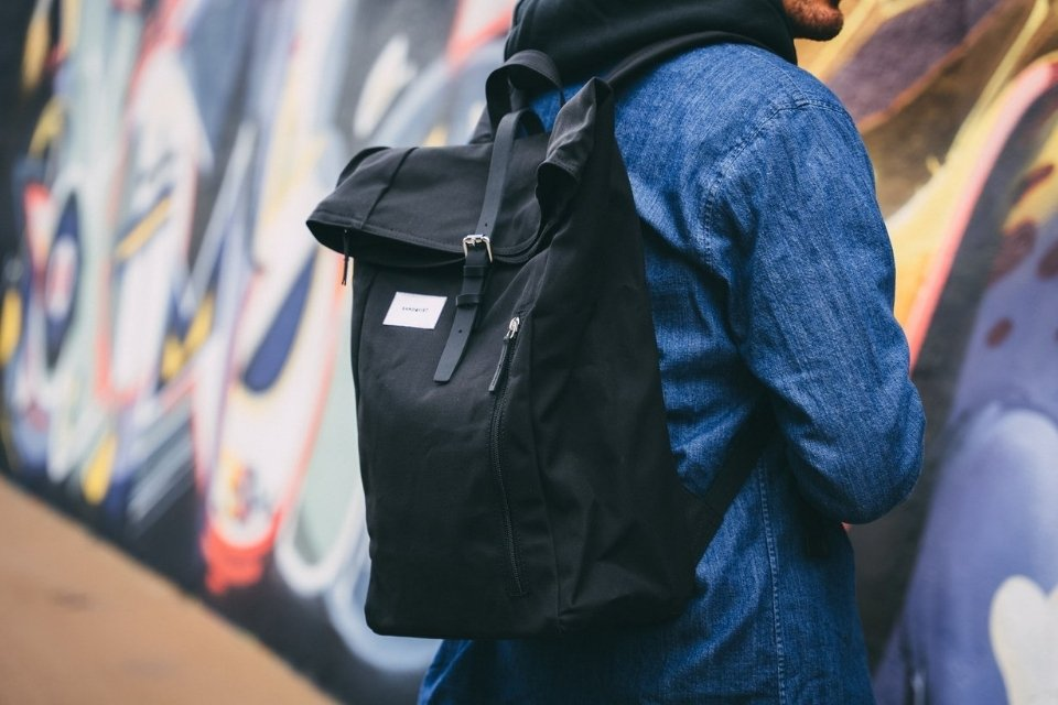 look complet streetwear sac a dos