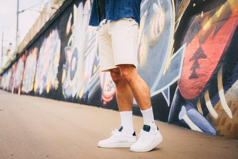 look complet streetwear short