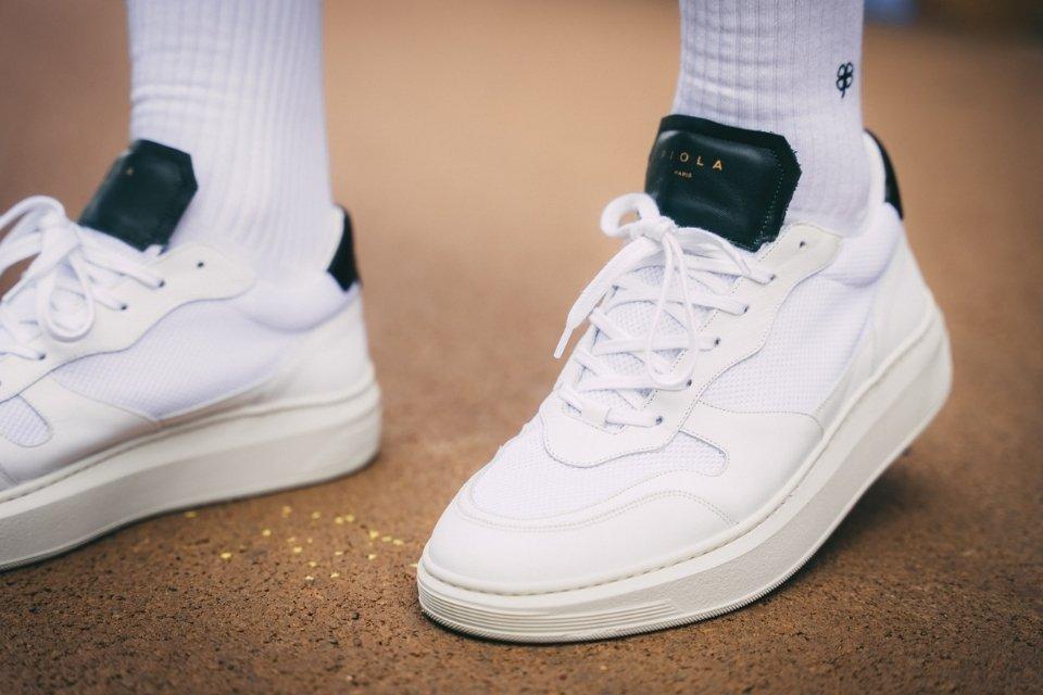 look complet streetwear sneakers piola chaussette erwans