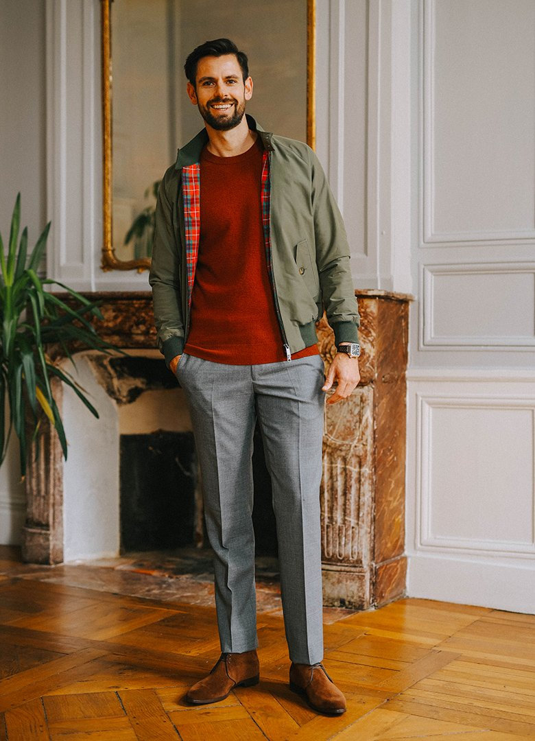 look fridaywear automne max silhouette