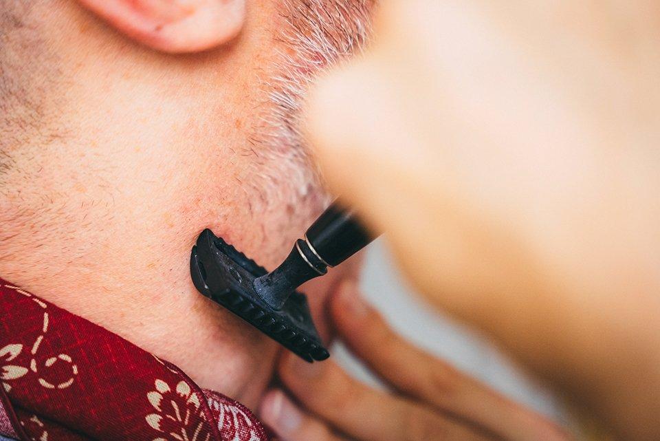 rasoir barbe focus2