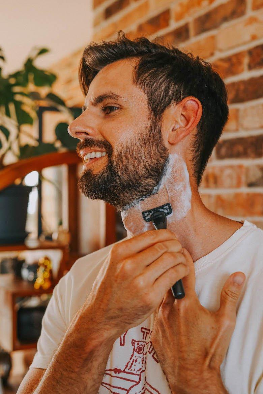 RAZWAR-rasoir rasage