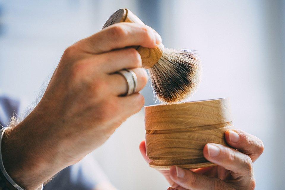 soin barbe sujet