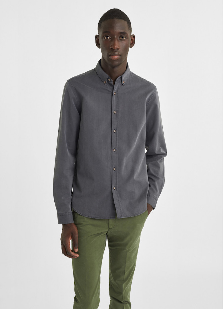 chemise-gaspard-col-americain-en-denim