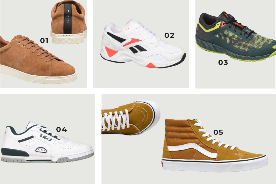 sneakers promo sarenza