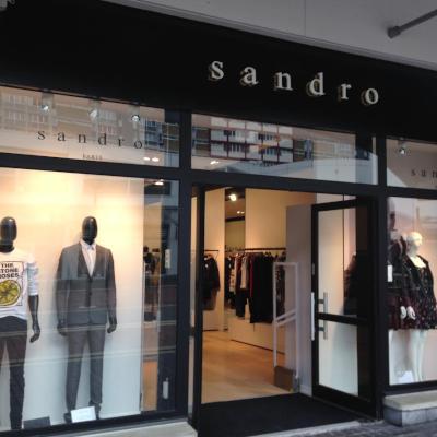 sandro boutique