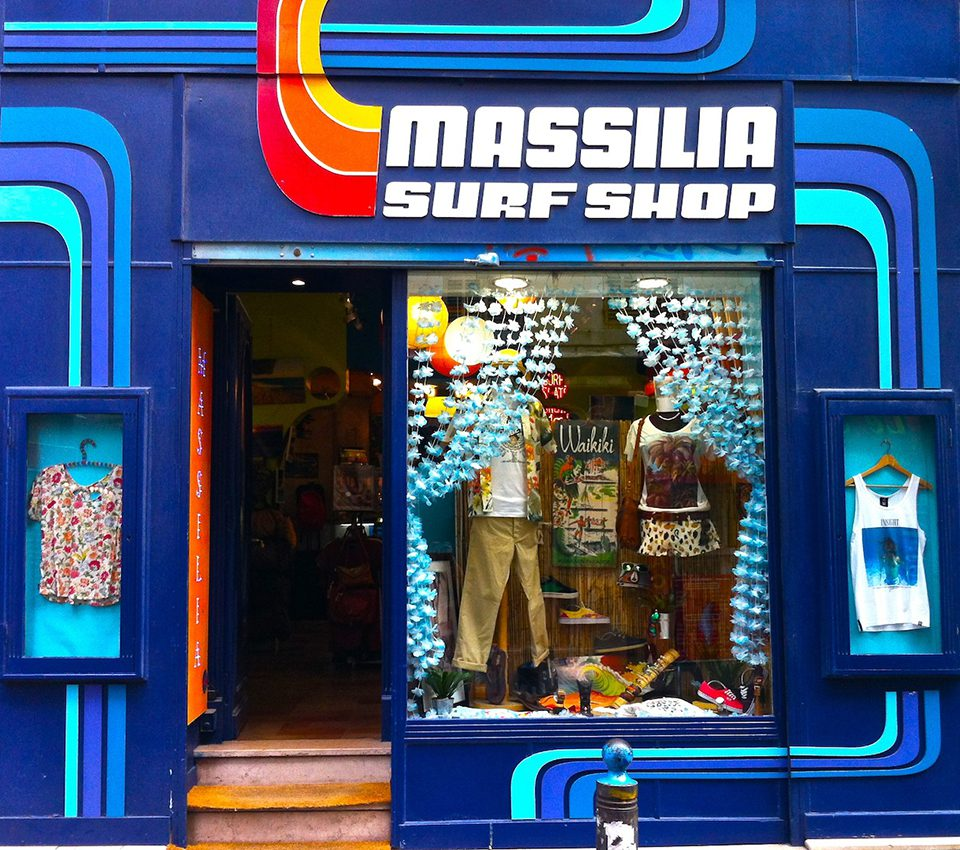 Massilia Surf Shop