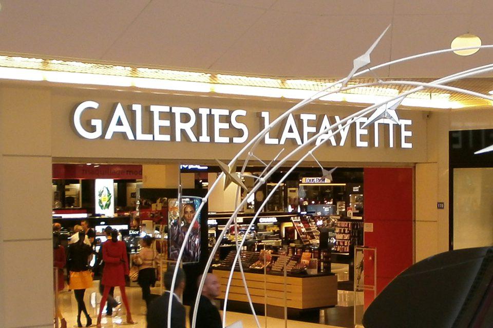 Galeries Lafayette Lyon