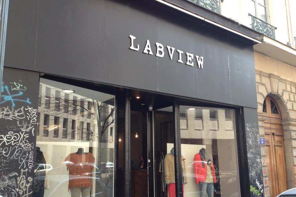 Labview Lyon