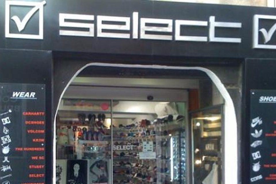 Select Skateshop Aix-en-Provence