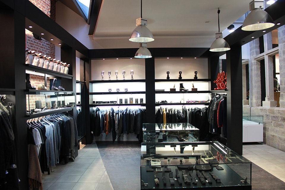 Série Noire- boutique