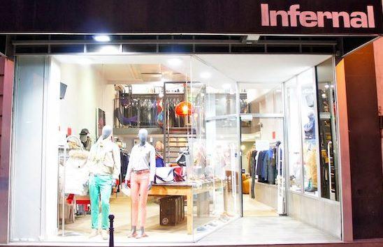 Infernal Vitrine Grenoble