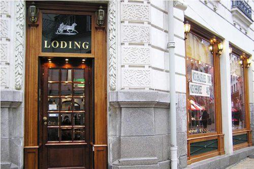 loding nantes vitrine boutique