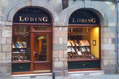 loding rennes boutique vitrine