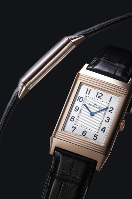 Grande Reverso Ultra Thin OR - Montage