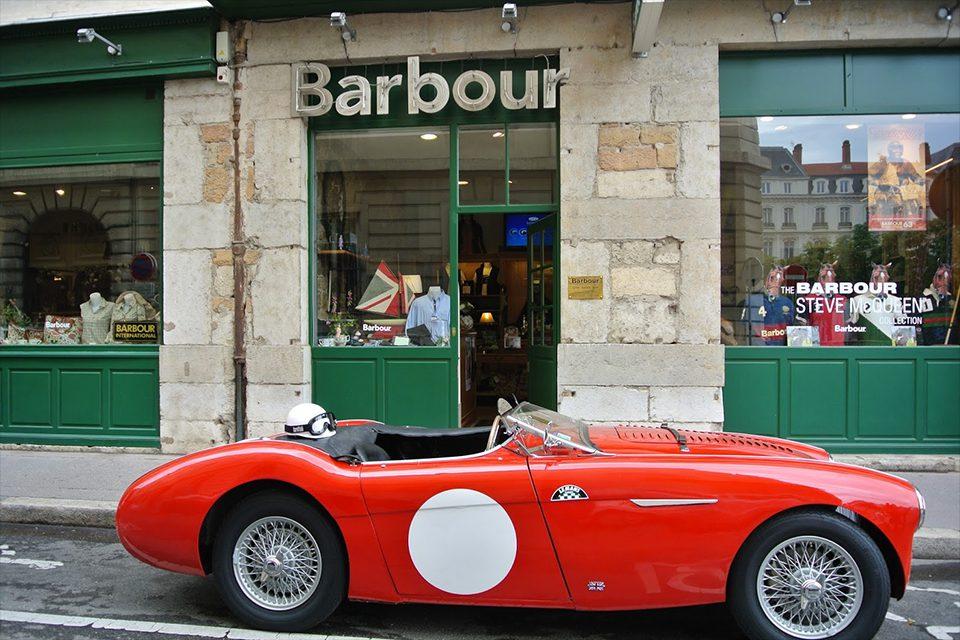 Barbour Lyon