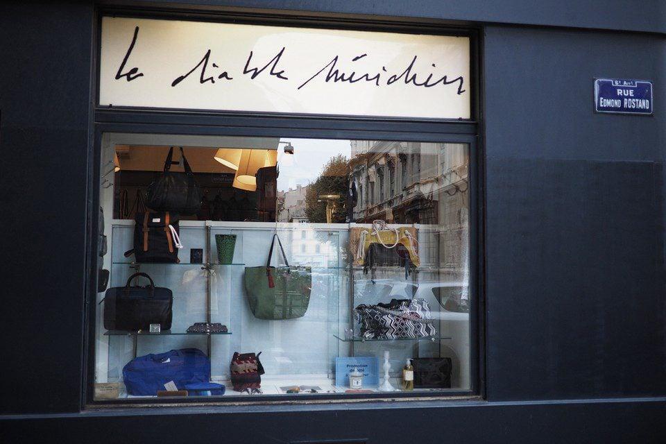 Boutique Le Diable Méridien Préfecture