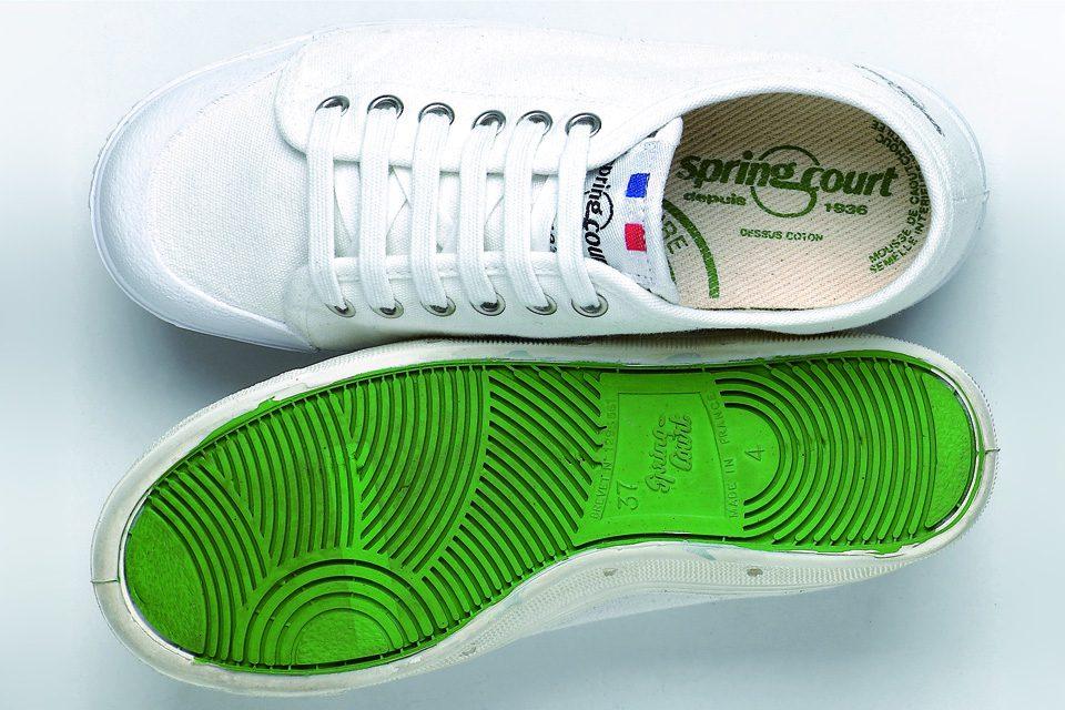 buy popular 05041 1f423 Spring Court G1   histoire d une tennis ventilée