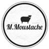 M moustache