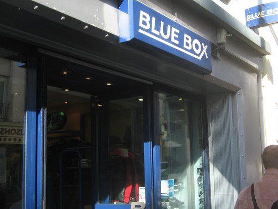 blue box brest