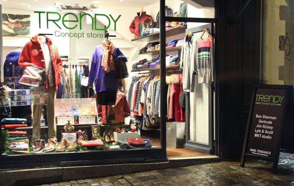 Trendy Concept Store