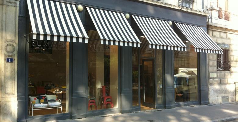 Summer Store Lyon