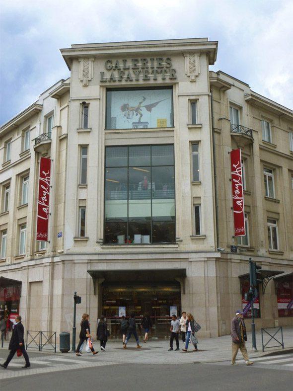 Galeries Lafayette Rennes