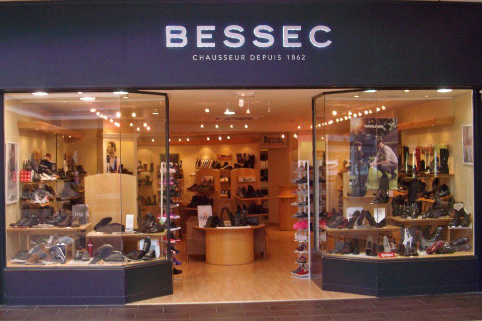 Bessec Brest Vitrine