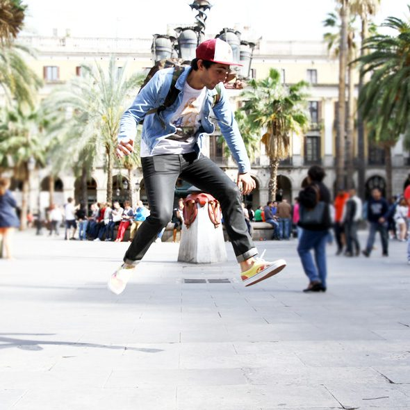 Plaza real freestyle