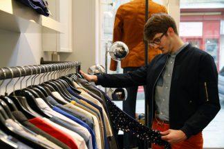 Shopping Bouclard