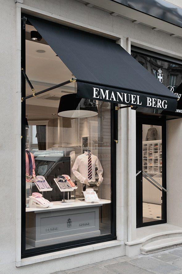 devanture Emanuel Berg