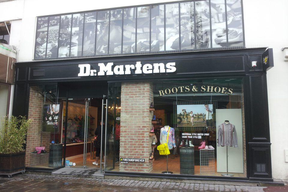 Dr Martens Paris