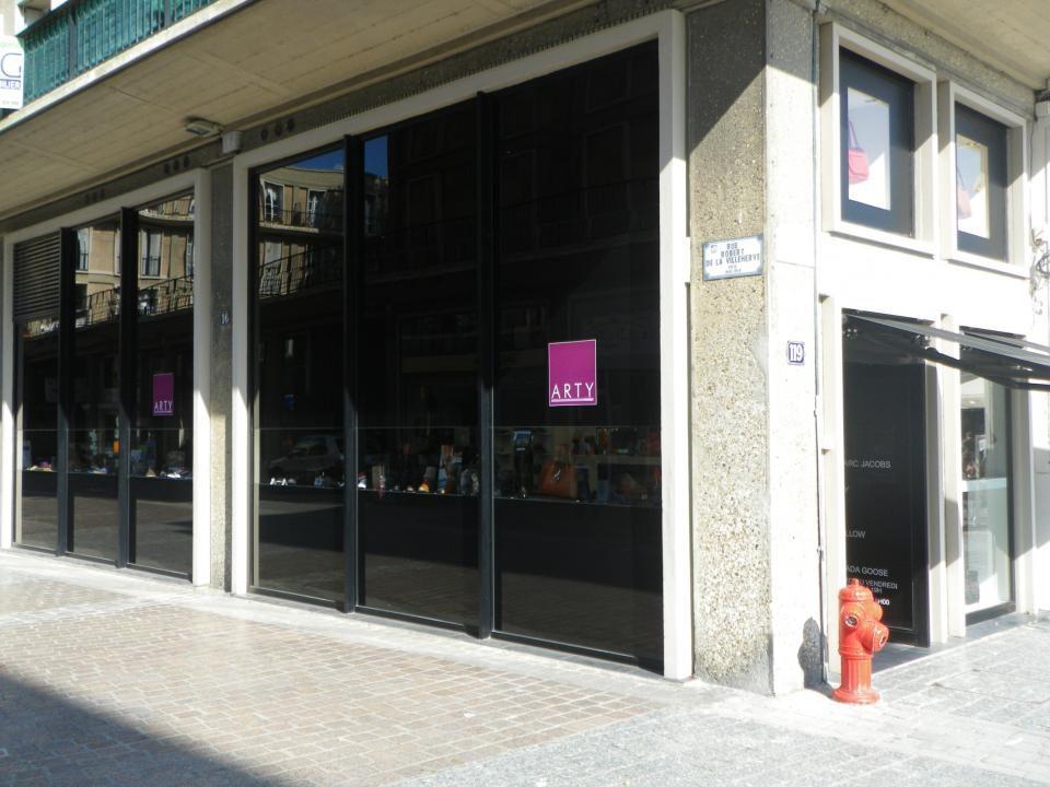 Arty Shoes Devanture Le Havre