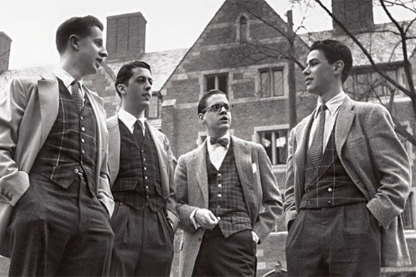 ivy league 1950s