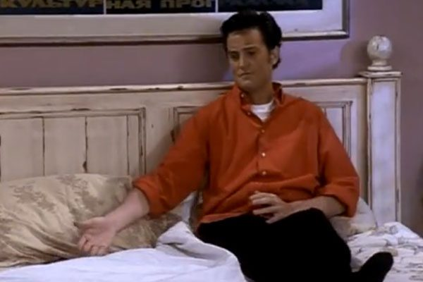 Chandler Come to bed