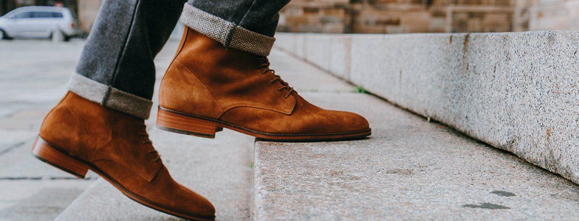 967aac6e065fb ... puis elle offre des opportunités de styles différents que si vous  portiez des chaussures basses ou un autre type de chaussures.