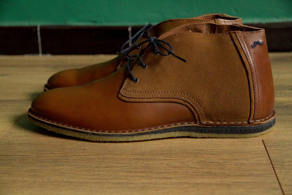 Desert boots Homme : Marques, Tests, Sujets et Avis Mode Homme