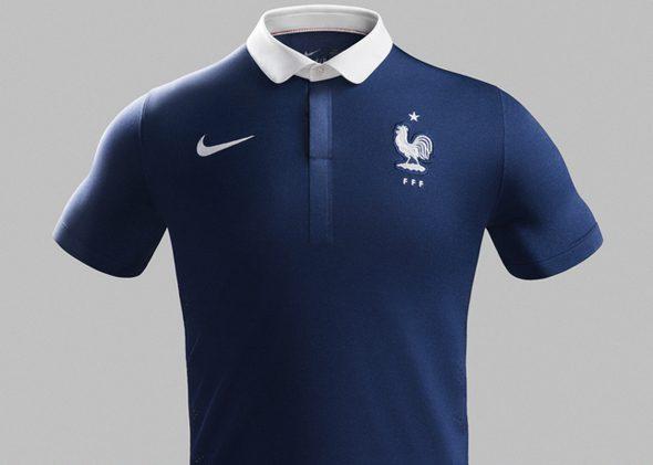 France Maillot Mondial 2014