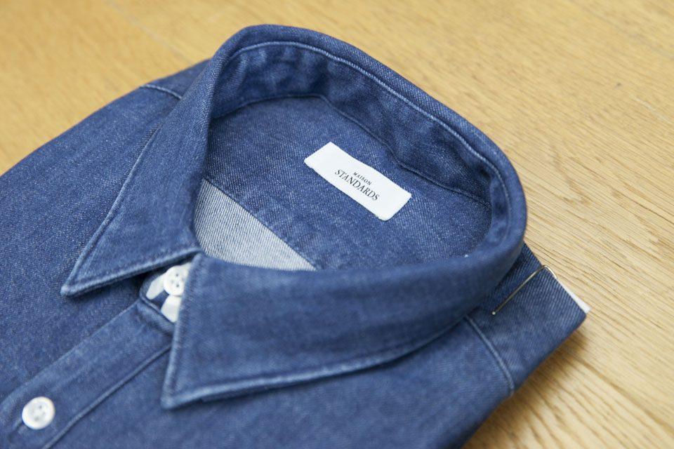 Chemise jeans Maison Standards