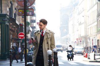 Paris iPhone carrefour