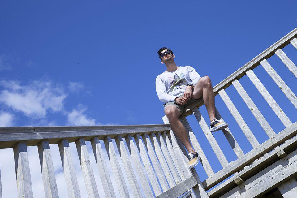 max escalier plage guidel