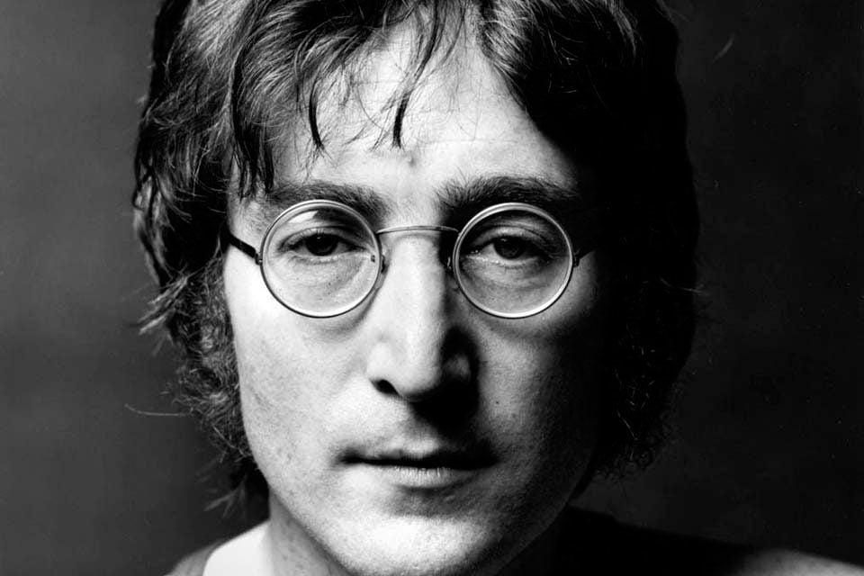 John Lennon Lunettes rondes
