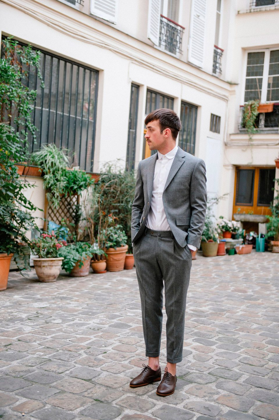 look costume homme jimmy