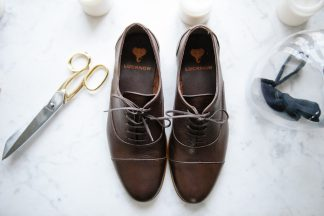 Lucknow Chaussures Richelieu Elvis