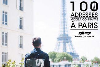 Couverture 100 Boutiques Paris