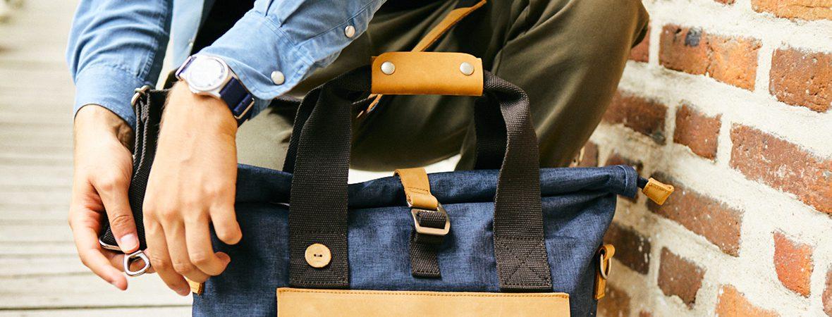 Cover sac rentrée