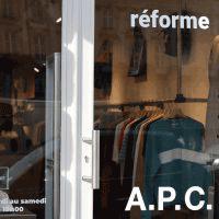 Boutique Réforme Rennes